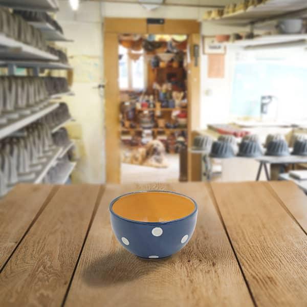 bol en terre cuite poterie friedmann, terre naturelle de soufflenheim