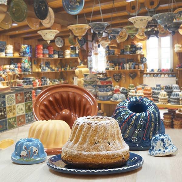 recette du kougelhopf, kouglopf ou kouglof poterie friedmann