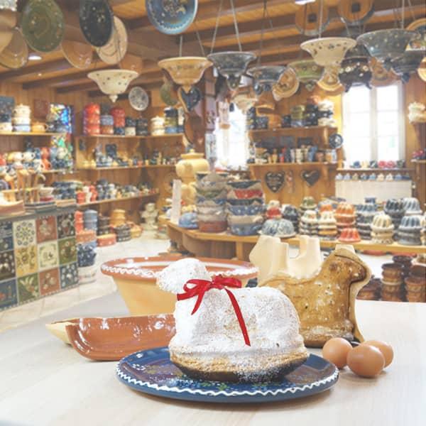 recette du lammele, lammela ou agneau pascal poterie friedmann