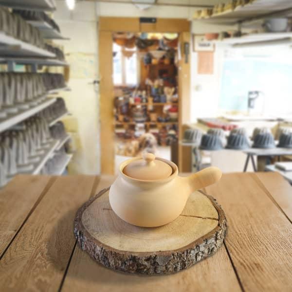 diable kartoffeltopf en terre cuite poterie friedmann, savoir faire familial depuis 1802
