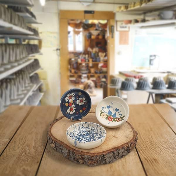 lot ramequins creme brulee poterie friedmann savoir faire artisanal