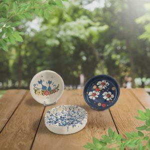 lot ramequins crème brulée en terre cuite poterie friedmann terre naturelle de soufflenheim