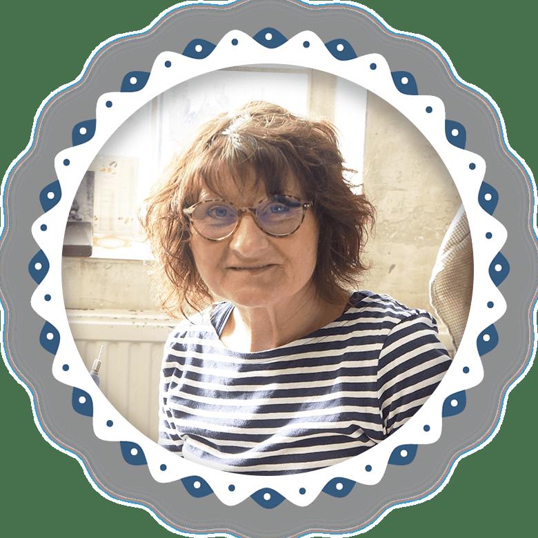 Suzanne - Décoratrice et finitions