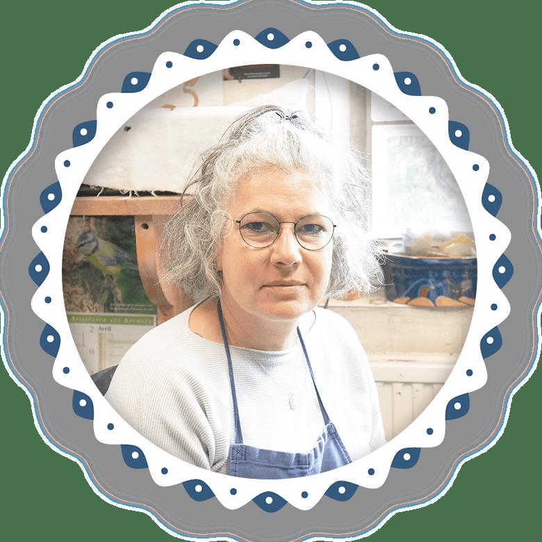 Cathy - Décoratrice et finitions